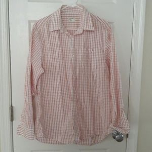 5 for 10, plaid Old Navy shirt, large